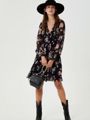 Robe fleurie WF0461 1