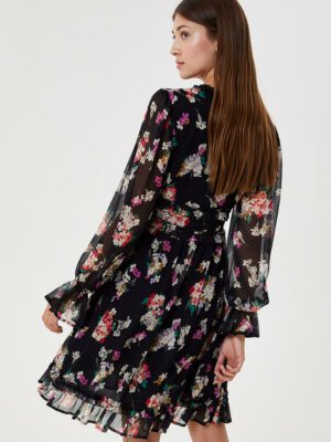 Robe fleurie WF0461 2