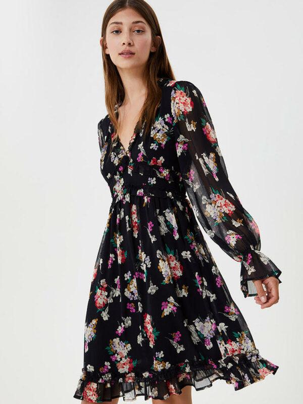Robe fleurie WF0461