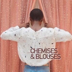 chemises et blouses mode femme