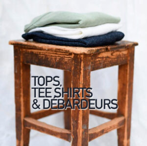 Tops tee shirts et débardeurs prêt à porte mode femme