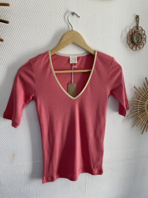 T-shirt Felipa azalée des petits hauts