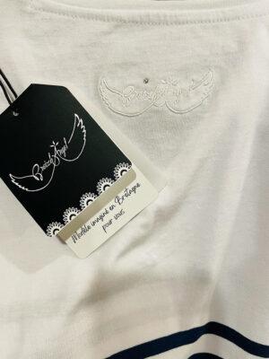 t-shirt marinière breizh angel