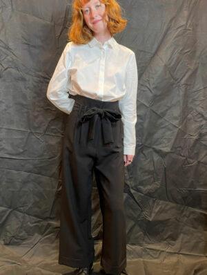 Pantalon Bartoli Noir La Fée Maraboutée